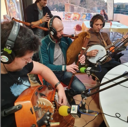 Plateau Radio Trad'Hivernales 2020